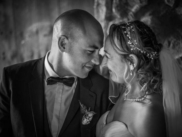 Le mariage de Joffrey et Elody à Labeaume, Ardèche 35