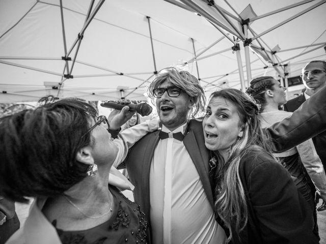 Le mariage de Joffrey et Elody à Labeaume, Ardèche 52