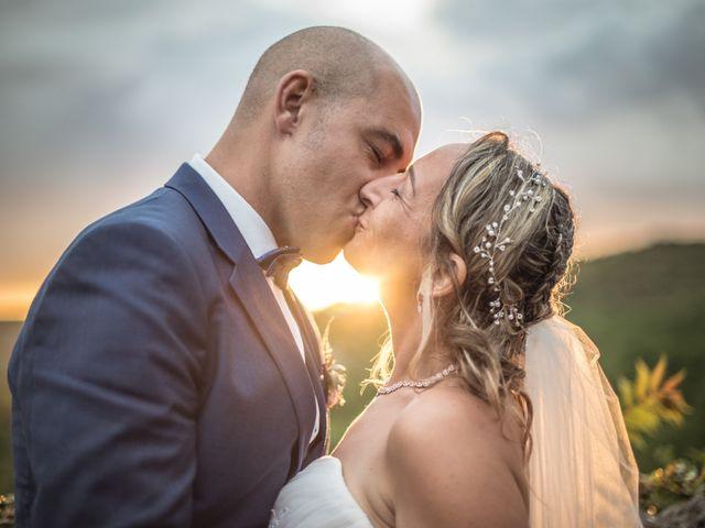 Le mariage de Joffrey et Elody à Labeaume, Ardèche 53