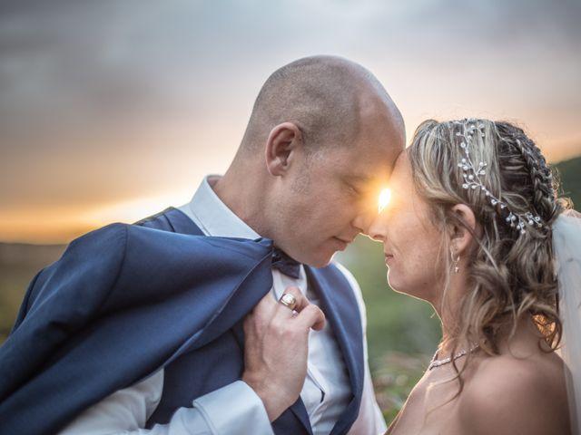 Le mariage de Joffrey et Elody à Labeaume, Ardèche 54