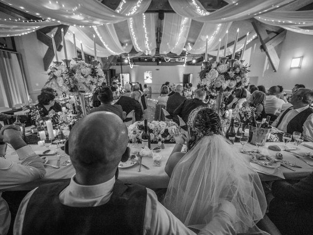 Le mariage de Joffrey et Elody à Labeaume, Ardèche 58