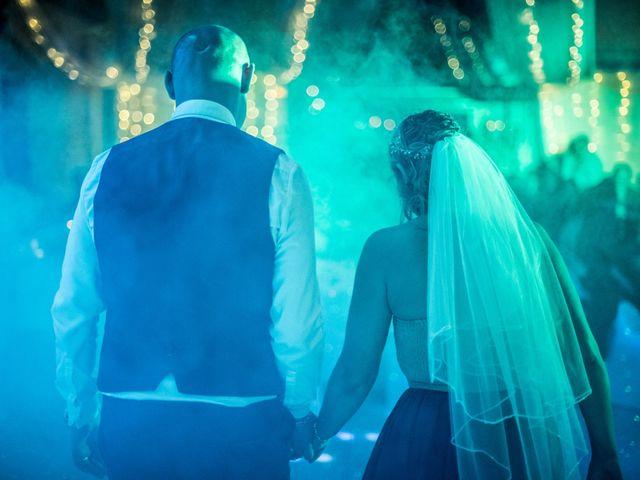 Le mariage de Joffrey et Elody à Labeaume, Ardèche 65