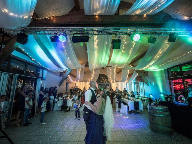 Le mariage de Joffrey et Elody à Labeaume, Ardèche 67