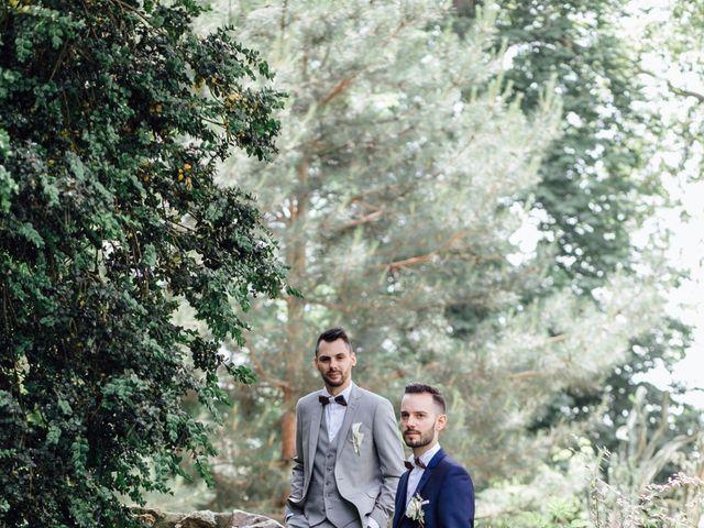 Le mariage de Thé et Jean à Barberaz, Savoie 4