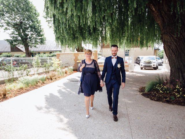 Le mariage de Thé et Jean à Barberaz, Savoie 8