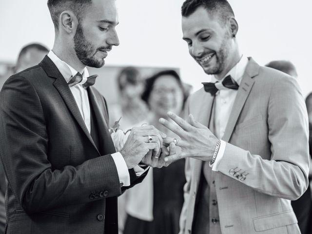 Le mariage de Thé et Jean à Barberaz, Savoie 11