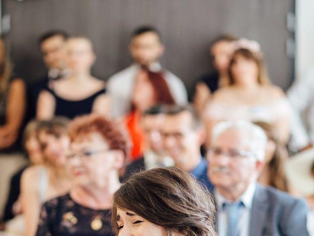 Le mariage de Thé et Jean à Barberaz, Savoie 13