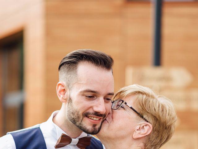 Le mariage de Thé et Jean à Barberaz, Savoie 25