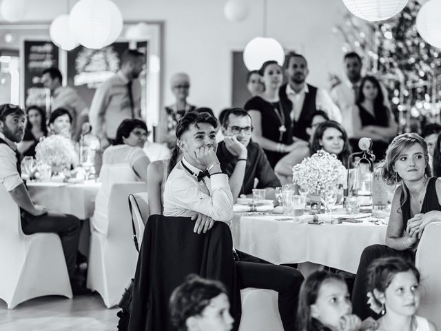 Le mariage de Thé et Jean à Barberaz, Savoie 29