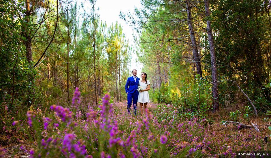 Le mariage de Jules et Roxanne à Beylongue, Landes