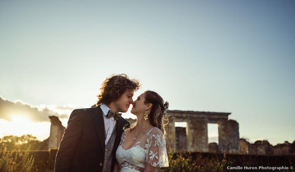 Le mariage de Clément et Solenne à Menetou-Couture, Cher