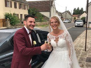 Le mariage de Virginie  et Dimitri