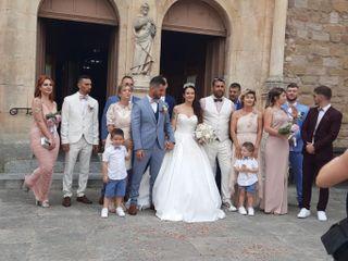 Le mariage de Vanessa  et Yoan