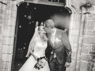 Le mariage de Johanna et Jacques