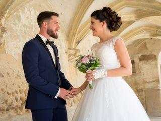 Le mariage de Manon et Baptiste  1