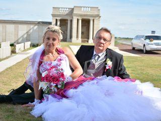 Le mariage de Lucie et Michel