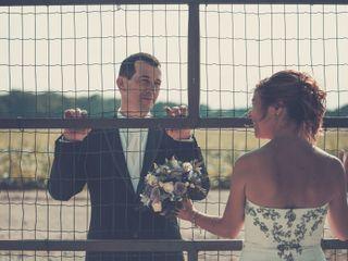 Le mariage de Sandrine et Gregory