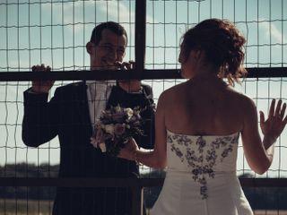 Le mariage de Sandrine et Gregory 1