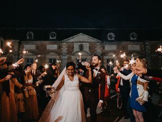 Le mariage de Clémence et Nicolas