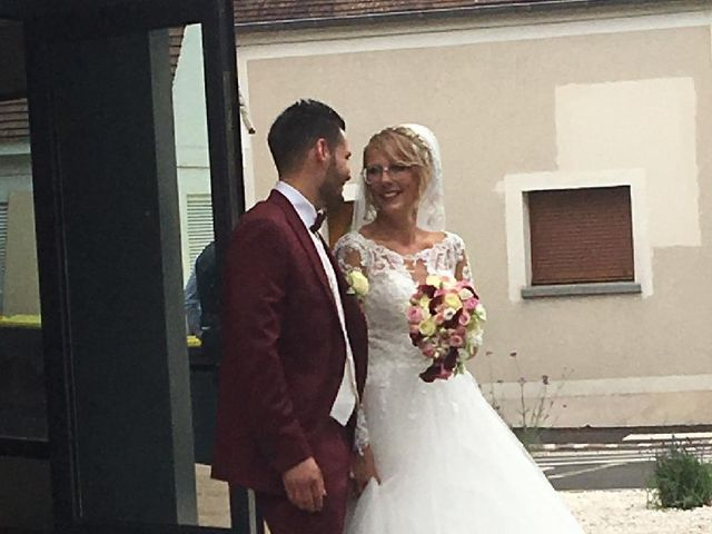 Le mariage de Dimitri et Virginie  à Le Plessis-Feu-Aussoux, Seine-et-Marne 2