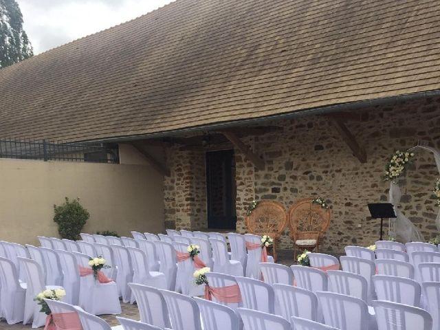 Le mariage de Dimitri et Virginie  à Le Plessis-Feu-Aussoux, Seine-et-Marne 8