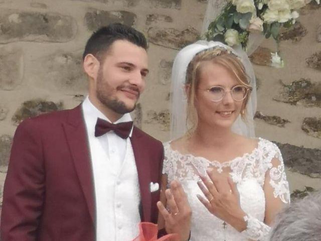 Le mariage de Dimitri et Virginie  à Le Plessis-Feu-Aussoux, Seine-et-Marne 10