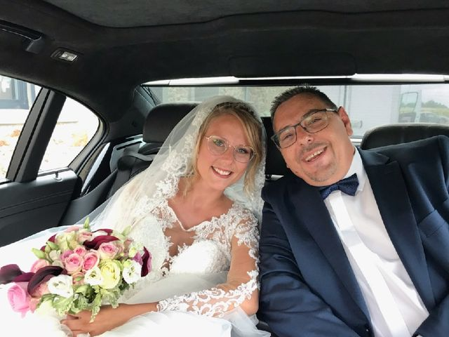 Le mariage de Dimitri et Virginie  à Le Plessis-Feu-Aussoux, Seine-et-Marne 12