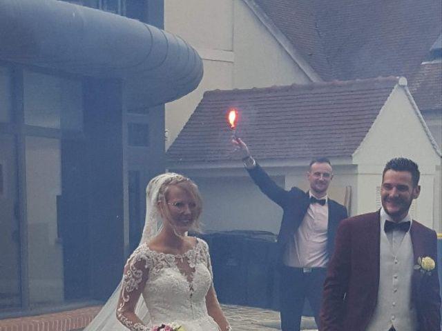 Le mariage de Dimitri et Virginie  à Le Plessis-Feu-Aussoux, Seine-et-Marne 13
