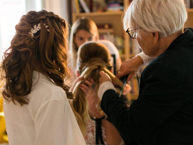 Le mariage de David et Carole à Lorient, Morbihan 2