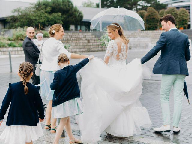 Le mariage de David et Carole à Lorient, Morbihan 36