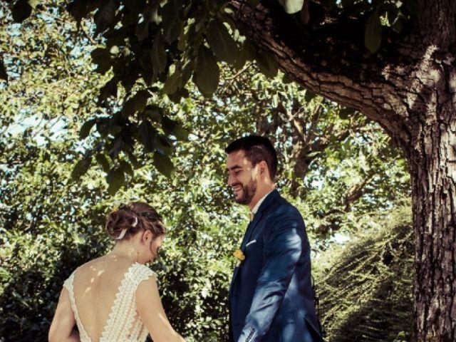 Le mariage de Johan et Alice à Échiré, Deux-Sèvres 1