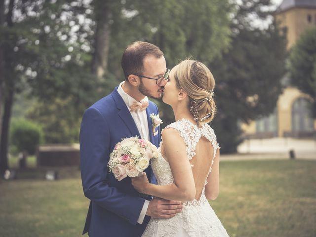 Le mariage de Arnaud et Noémie à Thionville, Moselle 17
