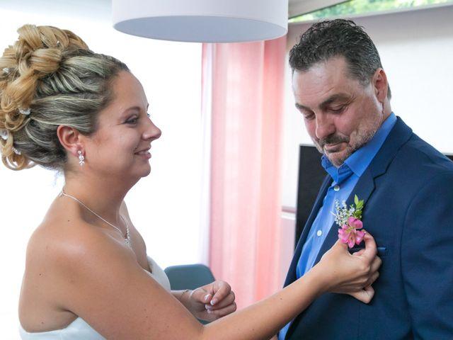Le mariage de Nicolas et Noélie à Saint-Vallier-de-Thiey, Alpes-Maritimes 35