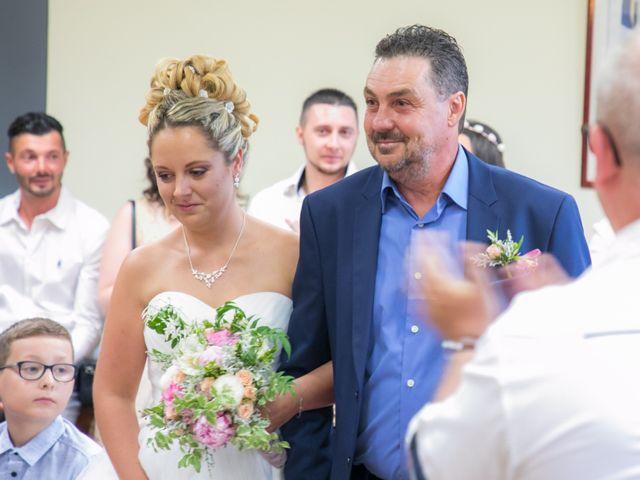 Le mariage de Nicolas et Noélie à Saint-Vallier-de-Thiey, Alpes-Maritimes 40