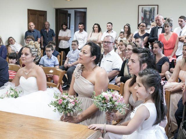 Le mariage de Nicolas et Noélie à Saint-Vallier-de-Thiey, Alpes-Maritimes 41