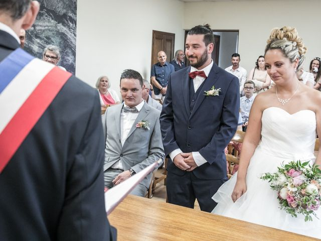 Le mariage de Nicolas et Noélie à Saint-Vallier-de-Thiey, Alpes-Maritimes 42