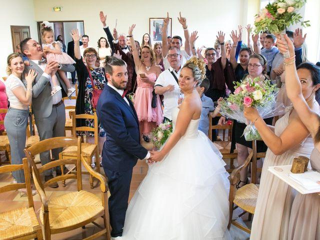 Le mariage de Nicolas et Noélie à Saint-Vallier-de-Thiey, Alpes-Maritimes 53