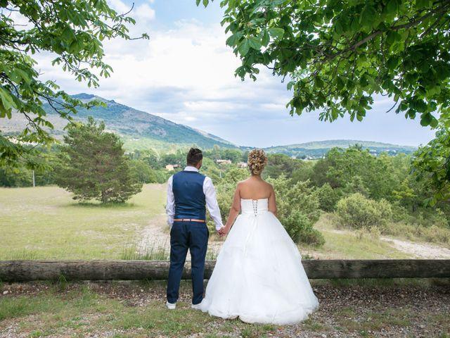 Le mariage de Nicolas et Noélie à Saint-Vallier-de-Thiey, Alpes-Maritimes 63