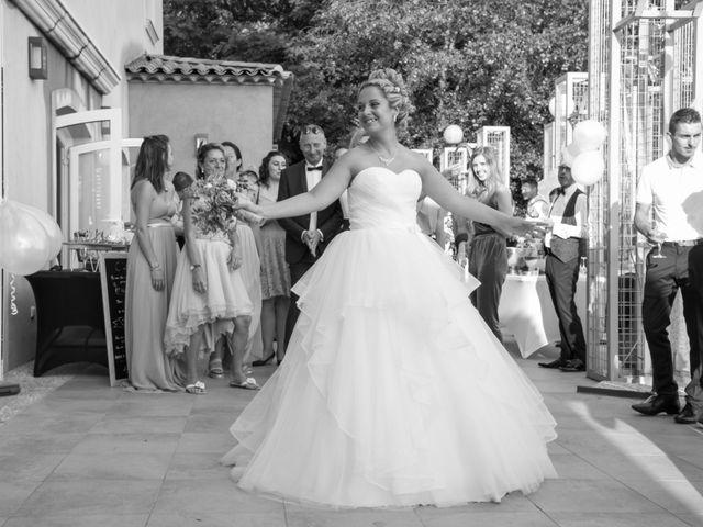 Le mariage de Nicolas et Noélie à Saint-Vallier-de-Thiey, Alpes-Maritimes 81