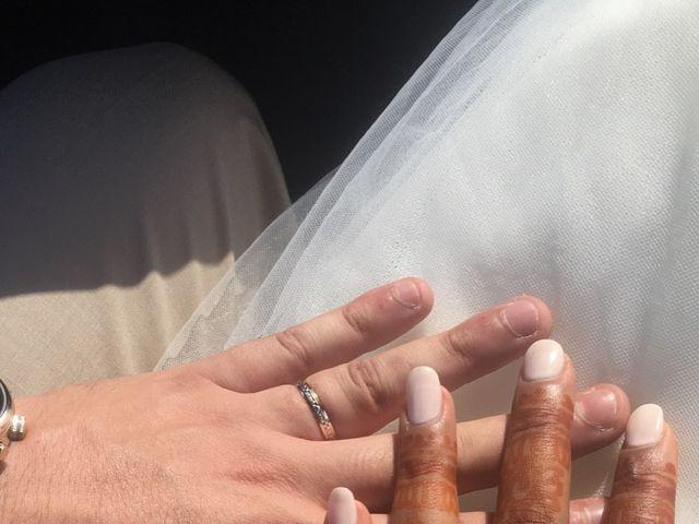 Le mariage de Maxime et Imane  à Louvres, Val-d'Oise 1