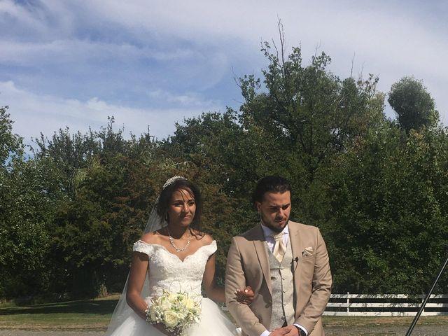 Le mariage de Maxime et Imane  à Louvres, Val-d'Oise 2