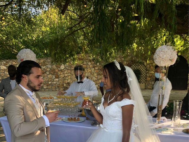 Le mariage de Maxime et Imane  à Louvres, Val-d'Oise 7