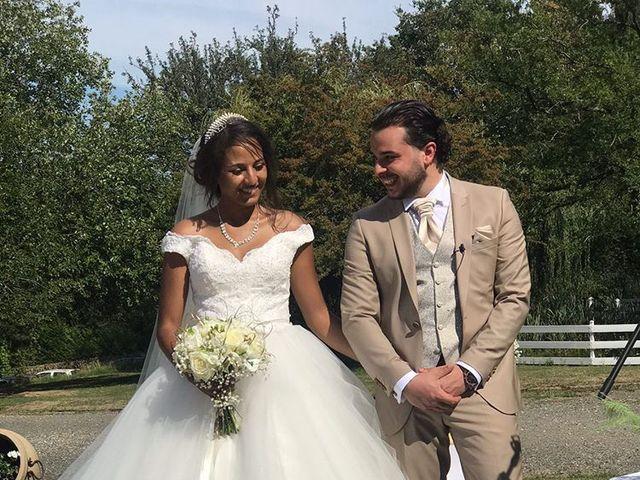 Le mariage de Maxime et Imane  à Louvres, Val-d'Oise 8