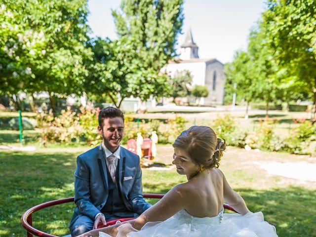 Le mariage de Jérémi et Mathilde à Périgny, Charente Maritime 29
