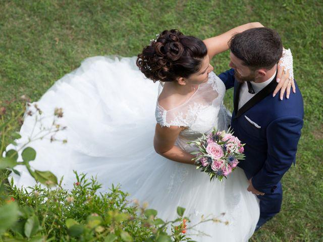 Le mariage de Baptiste  et Manon à Saint-Marcellin, Isère 3