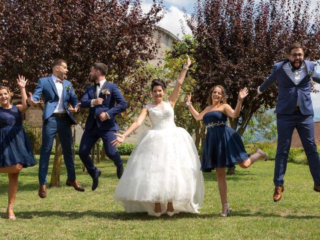Le mariage de Baptiste  et Manon à Saint-Marcellin, Isère 1