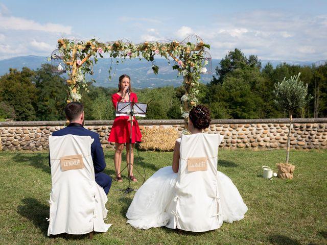 Le mariage de Baptiste  et Manon à Saint-Marcellin, Isère 4