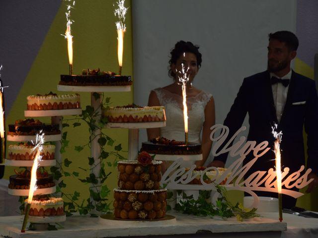 Le mariage de Baptiste  et Manon à Saint-Marcellin, Isère 8