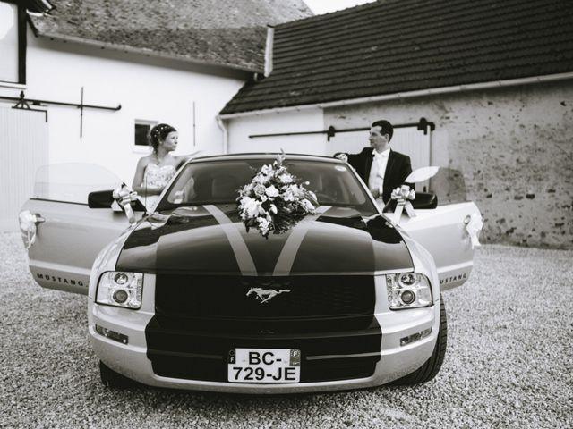 Le mariage de Gregory et Sandrine à Les Chapelles-Bourbon, Seine-et-Marne 13