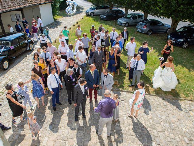 Le mariage de Gregory et Sandrine à Les Chapelles-Bourbon, Seine-et-Marne 42
